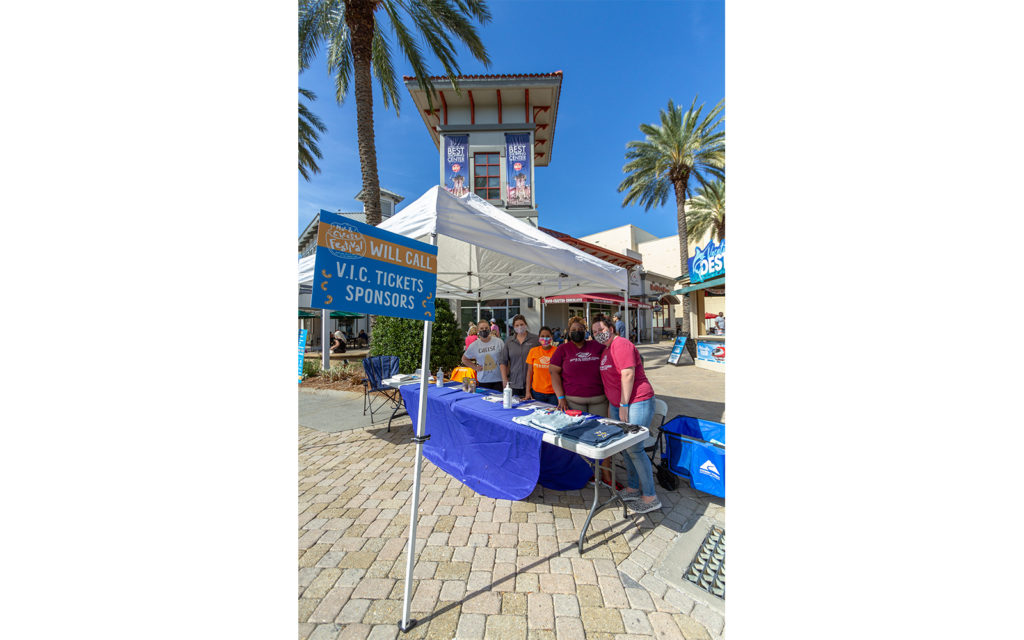 2021 Mac & Cheese Festival, Boys & Girls Club of Emerald Coast held at the Destin Commons, Frances Roy Agency, Photos by Rinn Garlanger