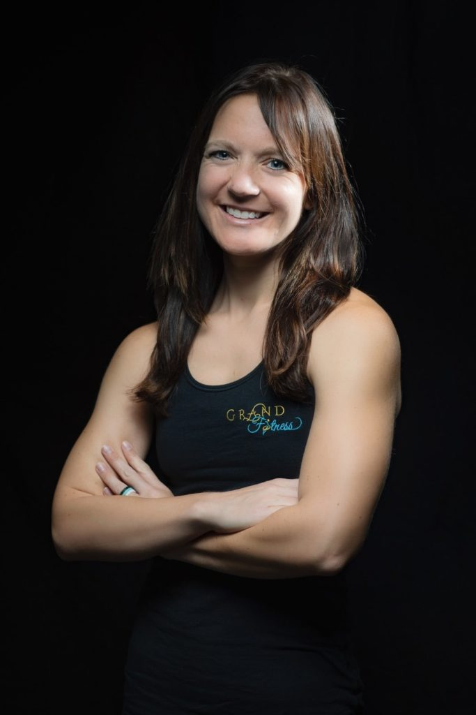 Professional headshots for gym personal trainers